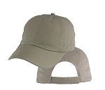 Big Khaki Low Profile Cap