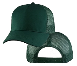 Big Green Mesh Cap