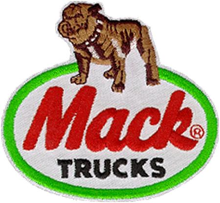 Mack Trucks Logo Mack Trucks Emb...