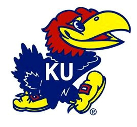 Kansas Jayhawk Emblem