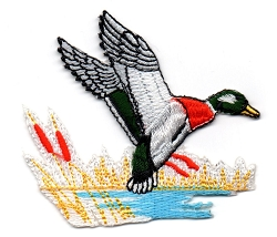Duck On Water Emblem