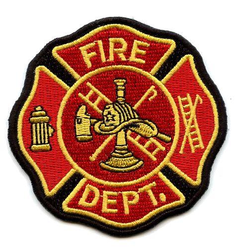 Fire Amp Rescue Emblem