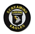 Screaming Eagles Emblem