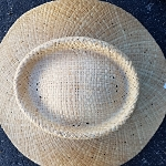 2XL Loose Woven Big Size Straw Hat