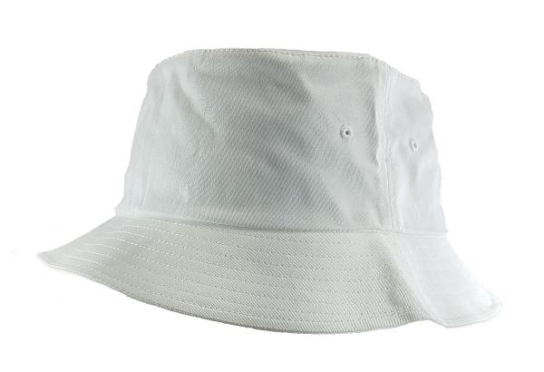 b73c621dcb7 Big Size 3XL 4XL White FlexFit® Bucket Hat