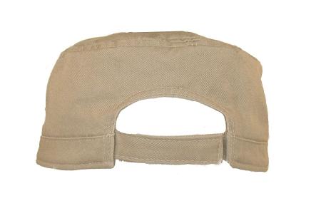 8137ad5c928 Big Khaki Military Hat
