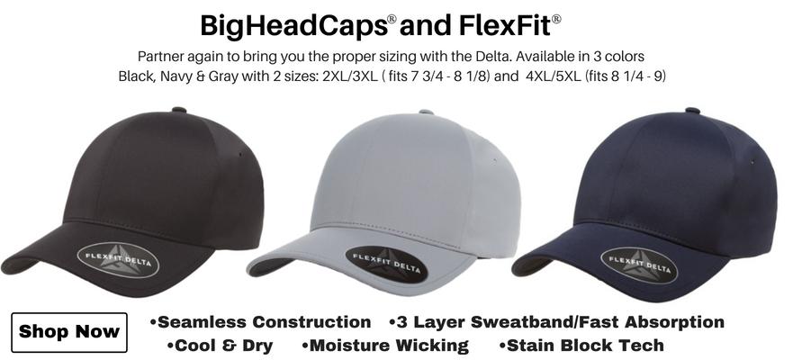 BIG HEAD CAPS -Big Size Hats   Caps cc2ab275a0b