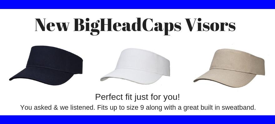 040aa9997 BIG HEAD CAPS -Big Size Hats & Caps