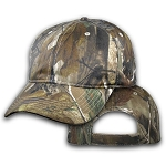 Big Size Realtree® All Purpose™ Camo Adjustable Cap