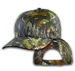 Big Size Mossy Oak Break Up Adjustable Cap