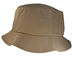 Big Size 3XL/4XL Khaki FlexFit® Bucket Hat