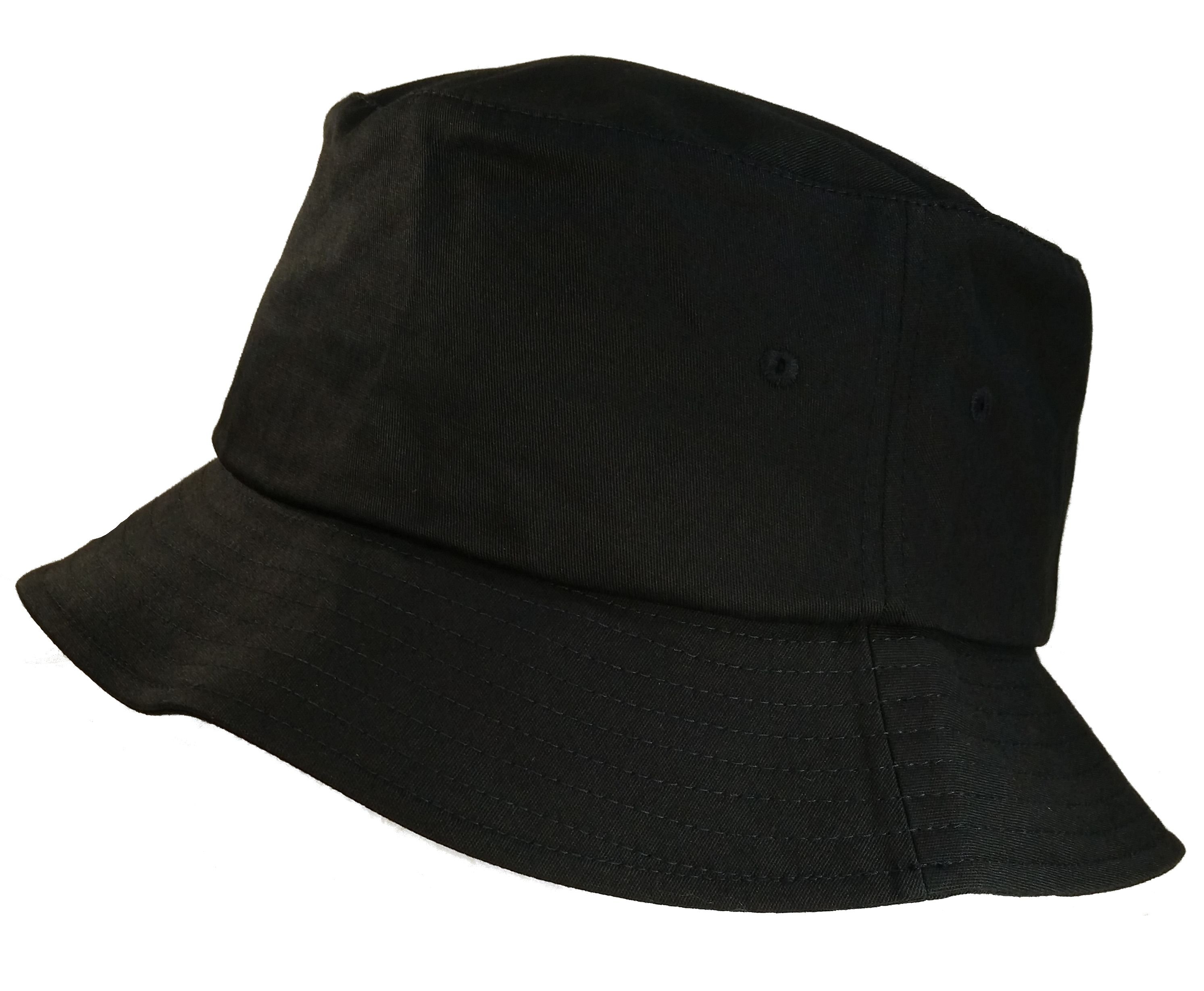 Big Black Bucket Hat 5250d89e67b