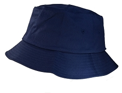 Big Size 3XL/4XL Navy FlexFit® Bucket Hat