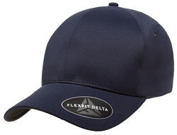 Big 4XL/5XL Navy Delta FlexFit® Cap