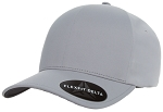 Big 2XL/3XL Silver Delta FlexFit® Cap
