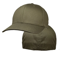 Big 4Xl Olive Flexfit® Cap