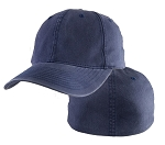 Big Size 2XL Navy Low Profile FlexFit® Cap
