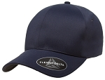 Big 2XL/3XL Navy Delta FlexFit® Cap