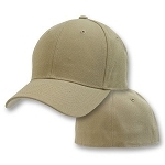 Big Khaki Flexible Cap