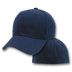 Big Size Navy Flexible Cap