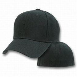 Big Black Flexible Cap
