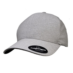 Big 4XL/5XL Silver Carbon Delta FlexFit® Cap