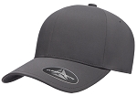 Big 4XL/5XL Dark Gray Delta FlexFit® Cap
