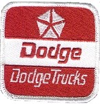 Plymouth Dodge Trucks Emblem