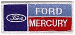 Ford Mercury Emblem