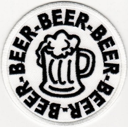 Beer Beer Beer Patch