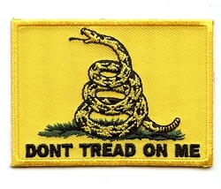 Don't Tread on Me Emblem