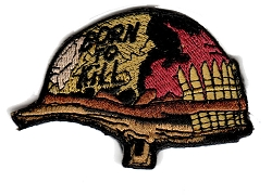 Tactical BTK Helmet Patch