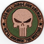 Tactical We'll Arrange the Meeting hook & loop Patch