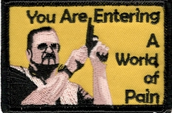 Tactical World of Pain Patch