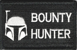 Tactical Bounty Hunter Patch