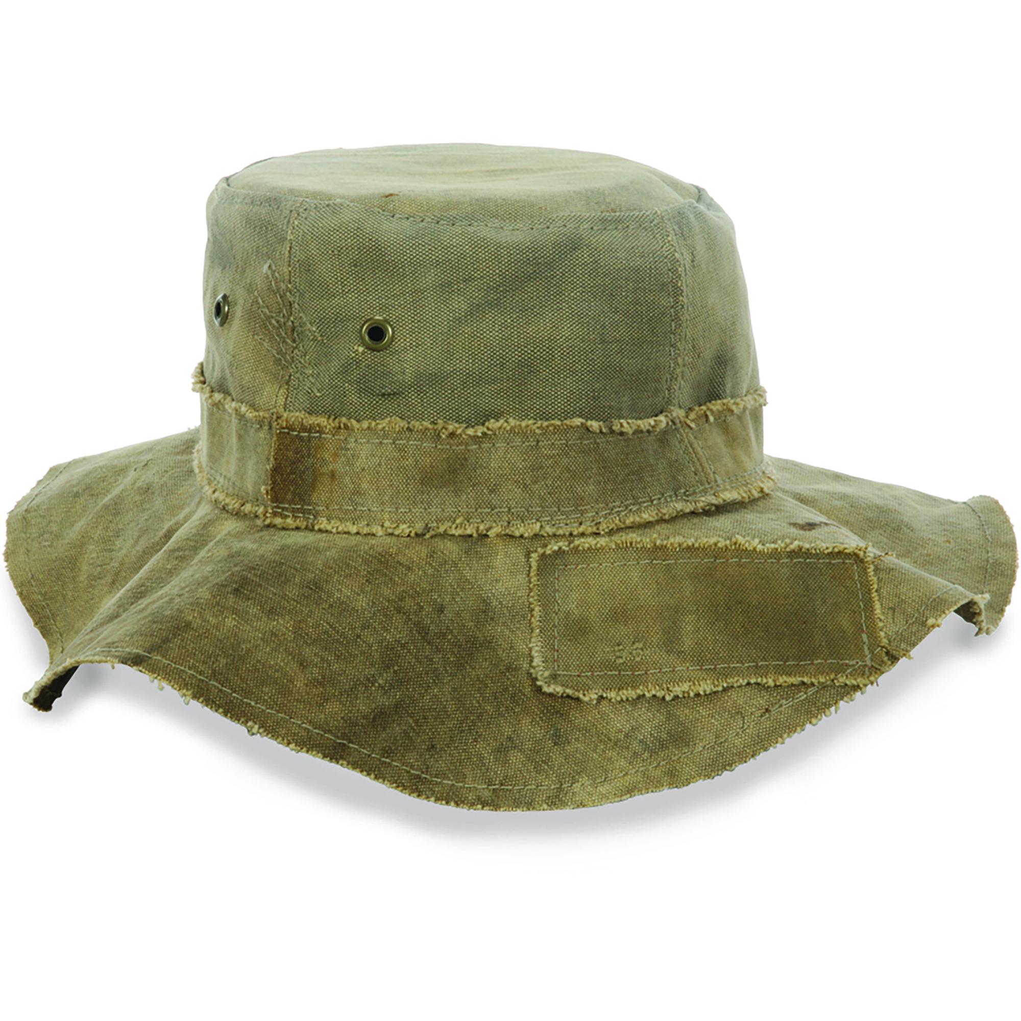 Floppy Tarp Hat