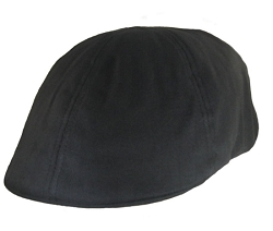 Big Size 2XL Black FlexFit® Driving Cap