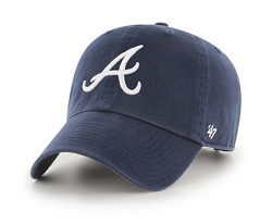 Big Size Atlanta Braves Cap