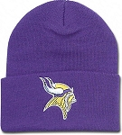 Big Minnesota Vikings Knit Cap