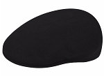Big Size 504 Wool Black Kangol