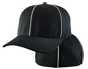 Big Size 4XL FlexFit® Referee Cap