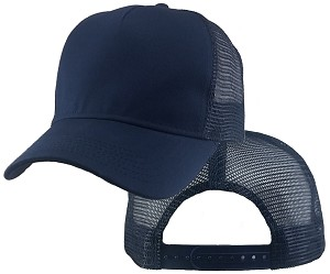 Big Navy Mesh Cap