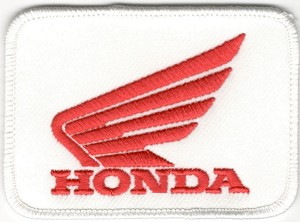 Honda® Powersport Emblem
