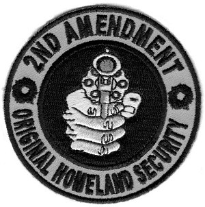 2nd Amendment Original Homeland Security