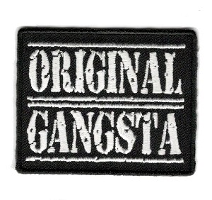 Original Gangsta Emblem