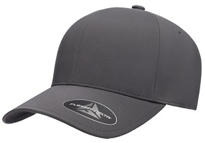 Big 2XL/3XL Dark Gray Delta Flexfit® Cap