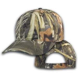 Big Size Camo Advantage® Max-4™ Adjustable Cap
