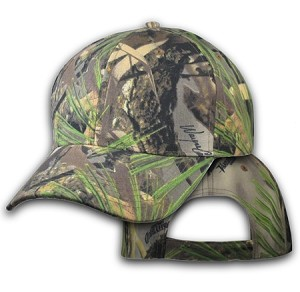 Big Size Vanish Hybrid Pine Camo Adjustable Cap