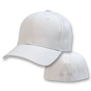 Big 2Xl White Flexfit® Cap