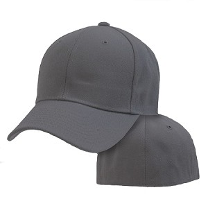 Big 2Xl Dark Gray Flexfit® Cap